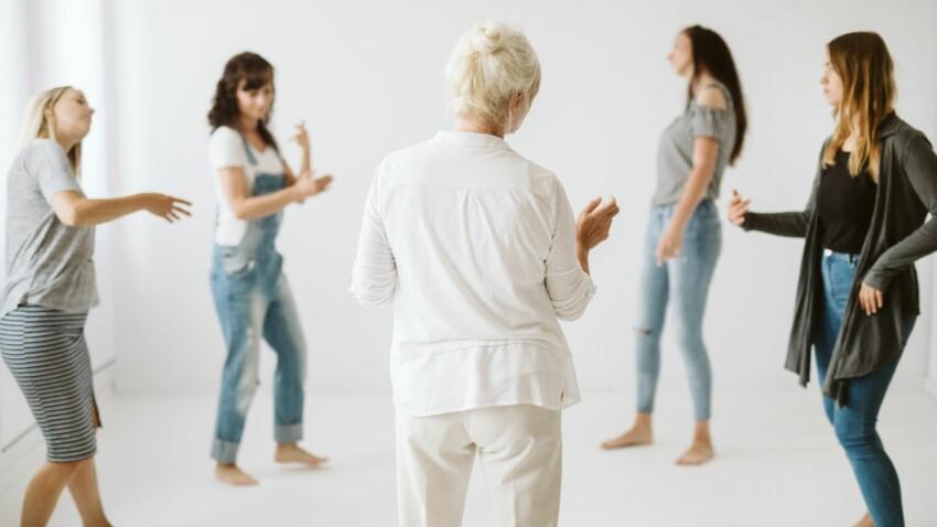 La danse-thérapie, au service du corps et de l'esprit