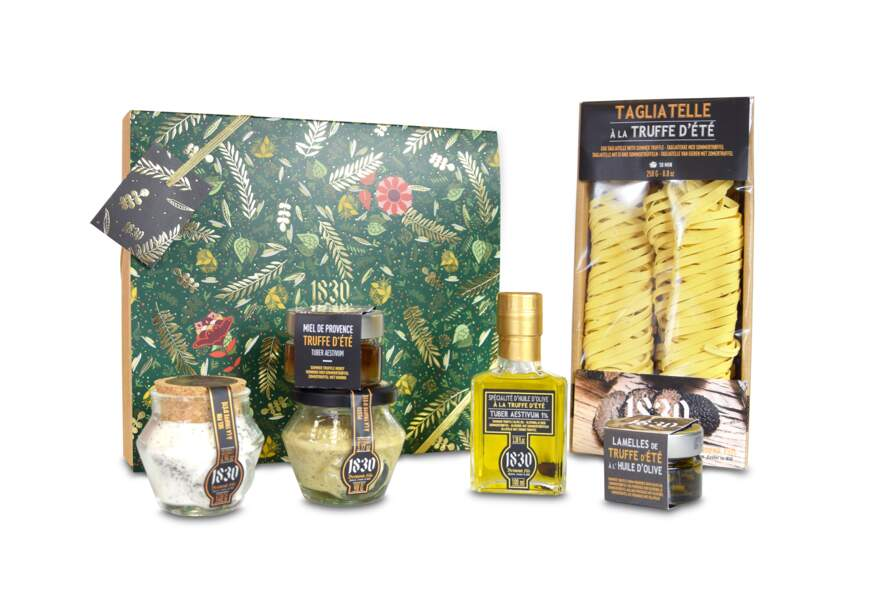 Cadeaux gourmands : Maison Brémond 1830