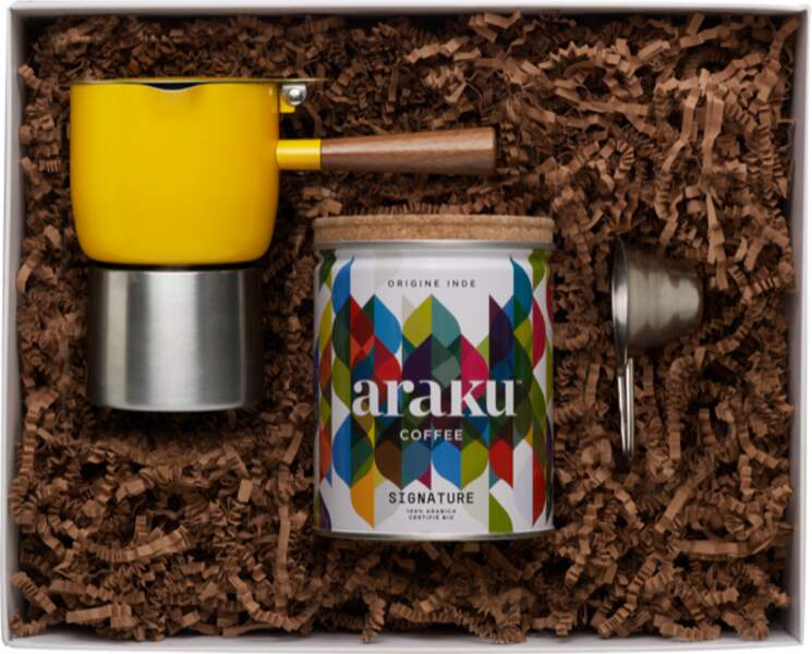 Cadeaux gourmands : Araku