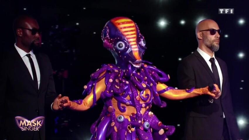 """""""Mask Singer"""" : qui se cache derrière la pieuvre ? Découvrez tous les indices"""