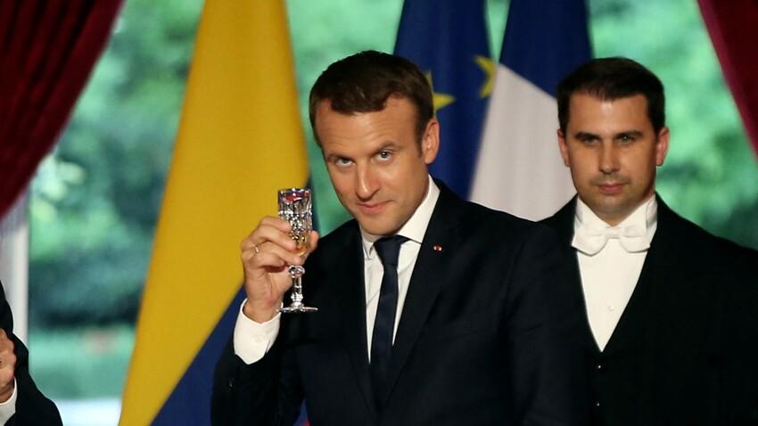 Emmanuel Macron : son obsession pour ce comédien avec qui il a tout fait pour dîner