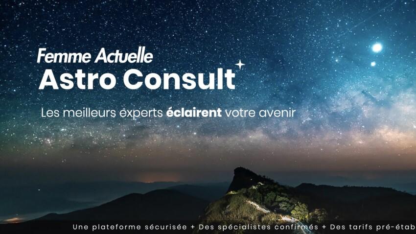 Découvrez notre nouveau service de voyance : Femme Actuelle Astro Consult'
