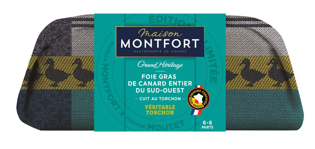 Cadeaux gourmands : Maison Montfort