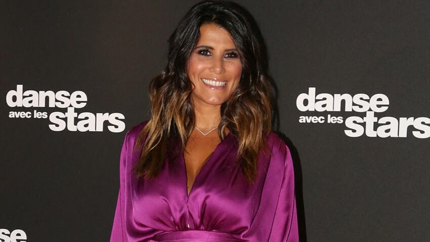 Mini robe en cuir et bottines tendance : Karine Ferri enflamme la toile (oh la la)