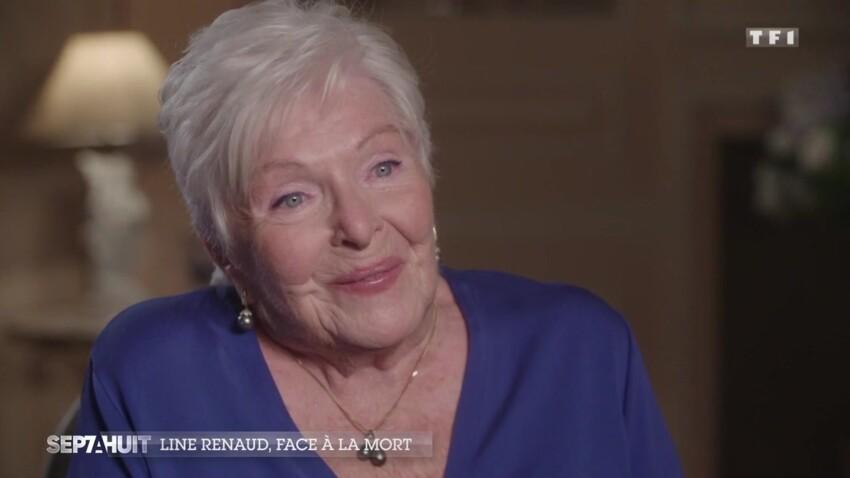 Line Renaud explique pourquoi elle ne regrette pas de ne pas avoir eu d'enfant
