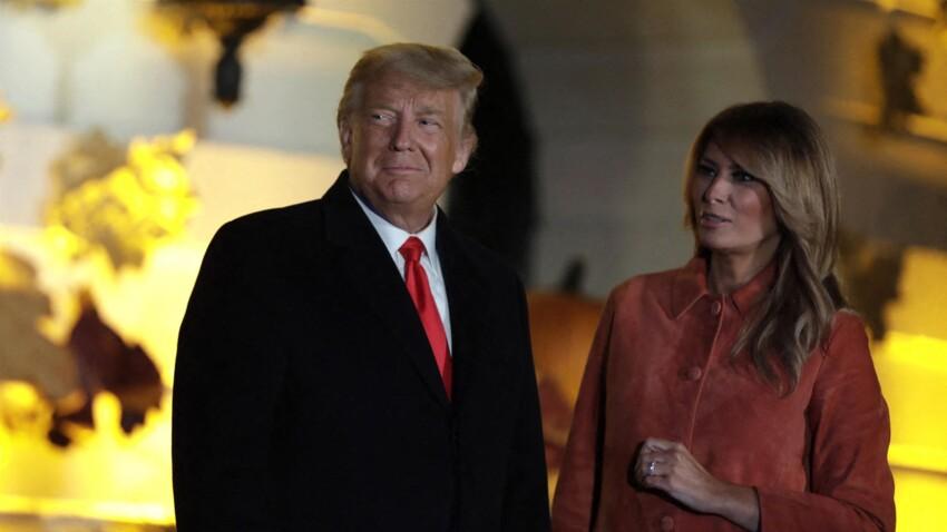 """Une """"fausse"""" Melania Trump au côté de Donald Trump ? Cette photo qui exaspère les internautes"""