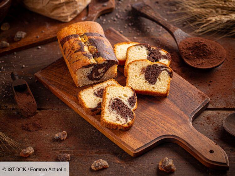 Gâteau marbré : les astuces de Cyril Lignac pour bien le réussir