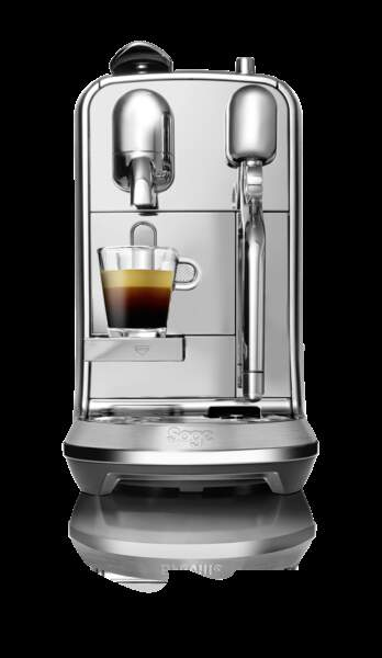 Nespresso : Creatista