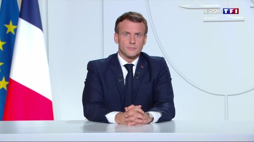 Allocution d'Emmanuel Macron : les lycéens en colère contre le reconfinement