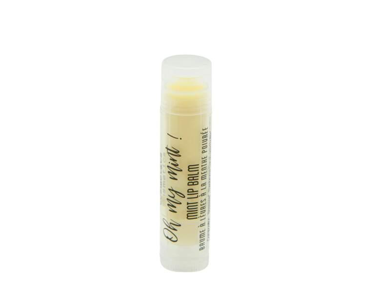Baume à lèvres Oh My Mint de Comette Cosmetics