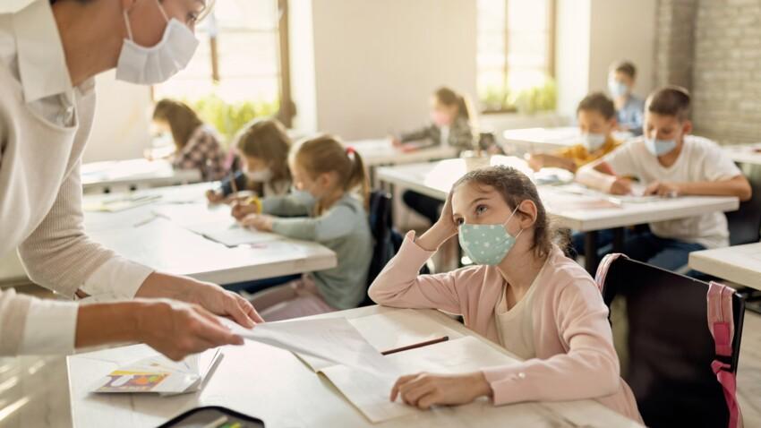 Transmission, contagiosité, symptômes : 5 choses à savoir sur les enfants et la Covid-19