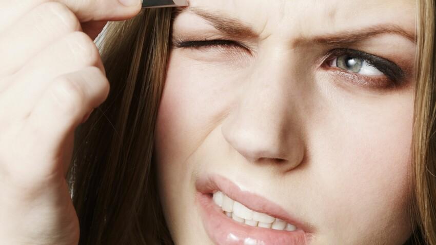 3 astuces pour s'épiler les sourcils sans avoir mal