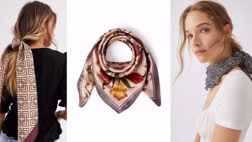 Tendance foulard : nouveautés et idées canons pour l'adopter avec style