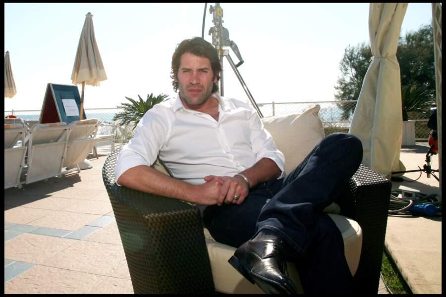 L'année suivante, en 2008, le comédien de 32 ans, fait une apparition à la Mostra de Venise...
