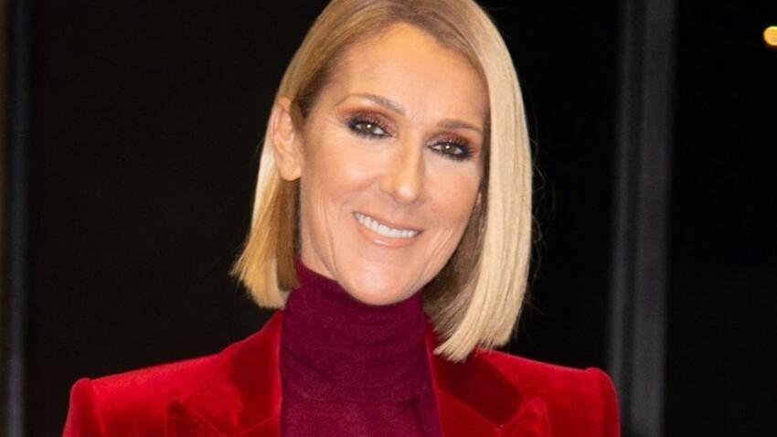Céline Dion sublime dans un petit top esprit lingerie