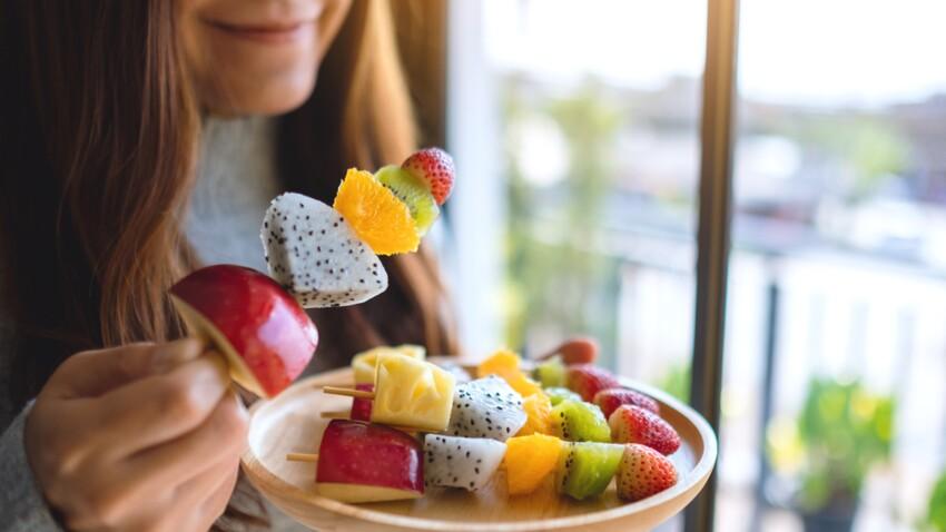Mieux vaut-il manger un fruit avant ou après le repas ?