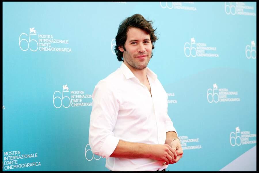"... où il est venu présenter le film ""PA-RA-DA"" de Marco Pontecorvo."