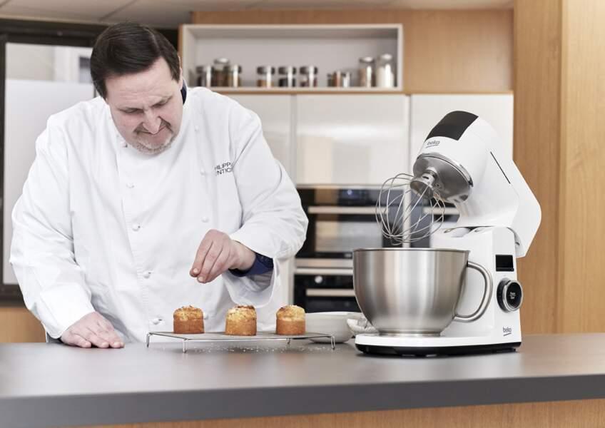Philippe Conticini : Atelier pâtisserie