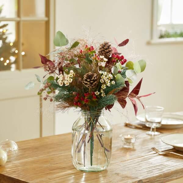 Bloom & Wild : Bouquets de fleurs Couleurs d'Hiver
