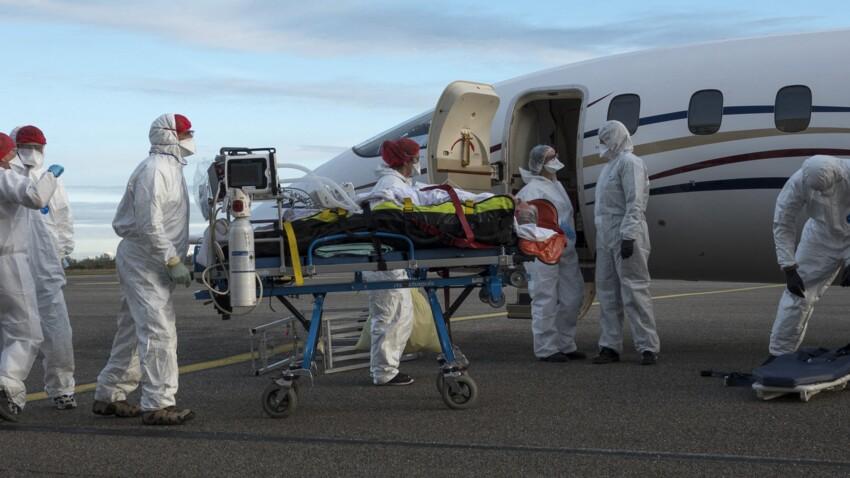 Elle meurt du Covid-19 à bord d'un avion, aucun passager prévenu