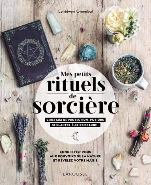 Mes petits rituels de sorcière de Cerridwen Greenleat
