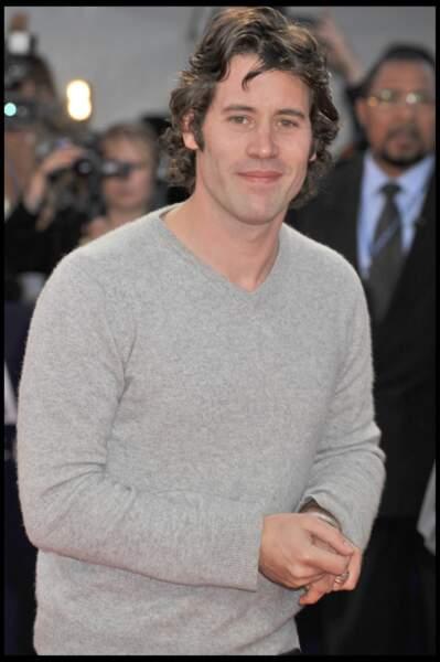 Jalil Lespert, au 34ème festival du film américain de Deauville, le 8 septembre 2008.