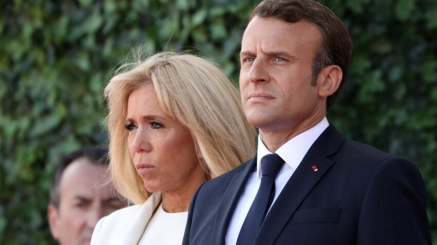 """Brigitte Macron : pourquoi la Première dame a """"peur de gêner"""""""