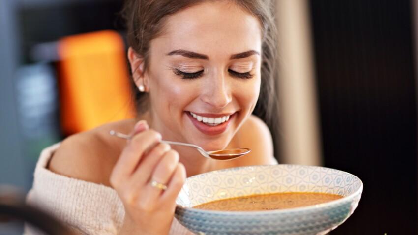 Régime soupe express : moins 2 kilos en 10 jours