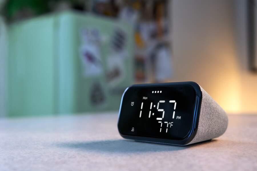 Lenovo : Smart Clock Essential