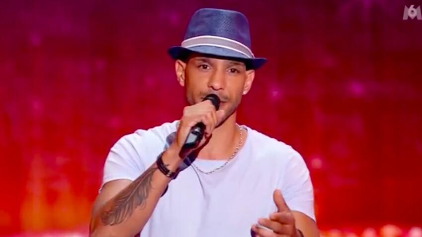 """""""La France a un incroyable talent"""" : ce rappeur brancardier a ému le jury aux larmes"""