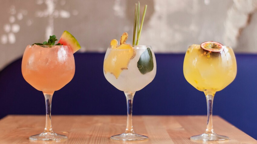 Le tour du monde en 8 cocktails