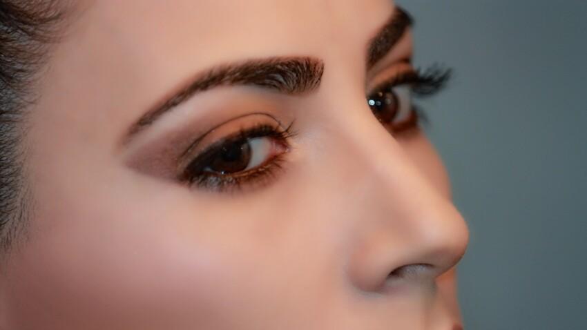4 minutes pour avoir des sourcils parfaits