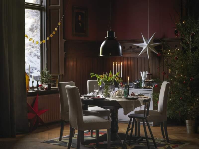 La collection de Noël d'IKEA