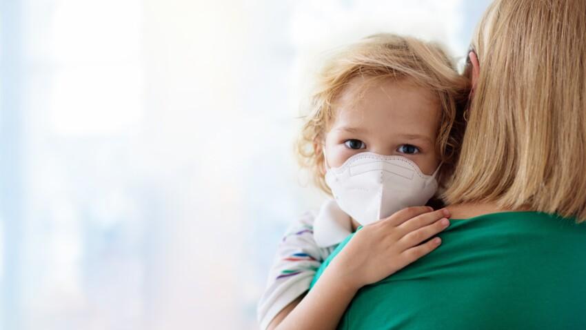Covid-19 : quels sont les symptômes les plus fréquents chez les enfants et les bébés ?