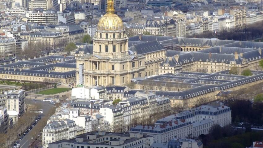L'Hôtel des Invalides, 350 ans de gloire militaire