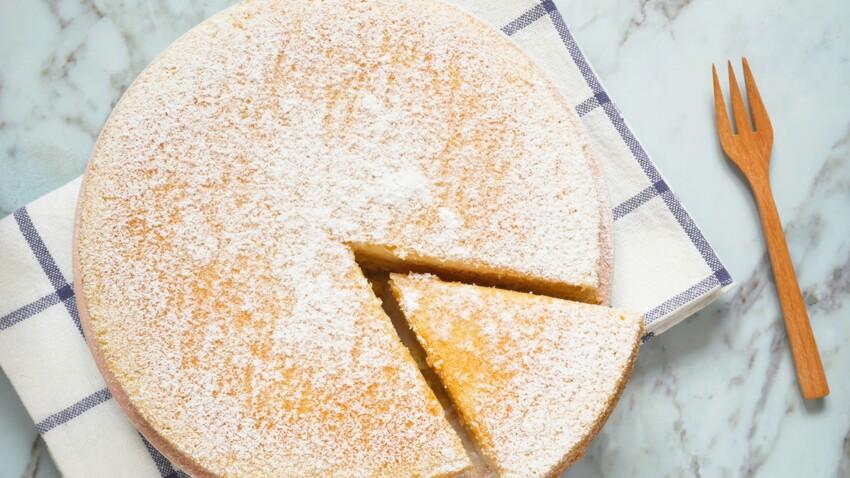 La recette du gâteau sans beurre (ni huile !) qui fait fureur sur Internet