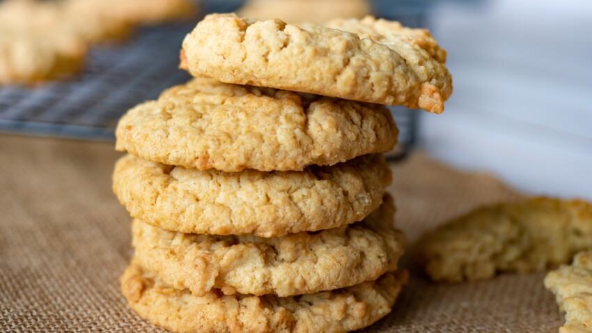 Cookies sans chocolat