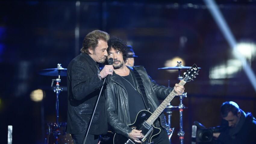 Johnny Hallyday: son guitariste dévoile son étonnant rituel avant de monter sur scène