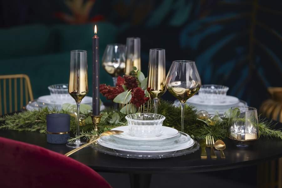Les tables de fêtes