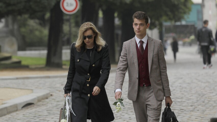 Valérie Trierweiler : son fils Léonard célèbre l'élection de Joe Biden