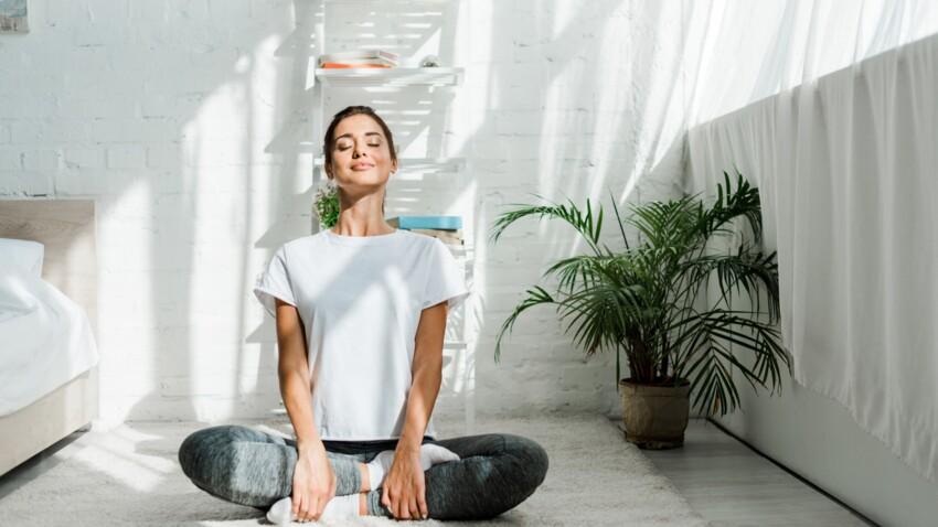 Règles douloureuses, ovulation, insomnie : un exercice de visualisation ultra-efficace pour se détendre