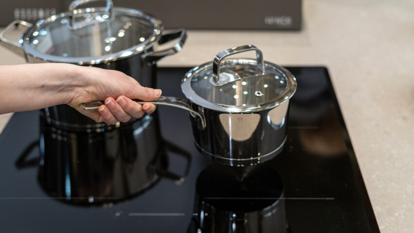 Comment savoir si ma casserole va sur une plaque à induction ?
