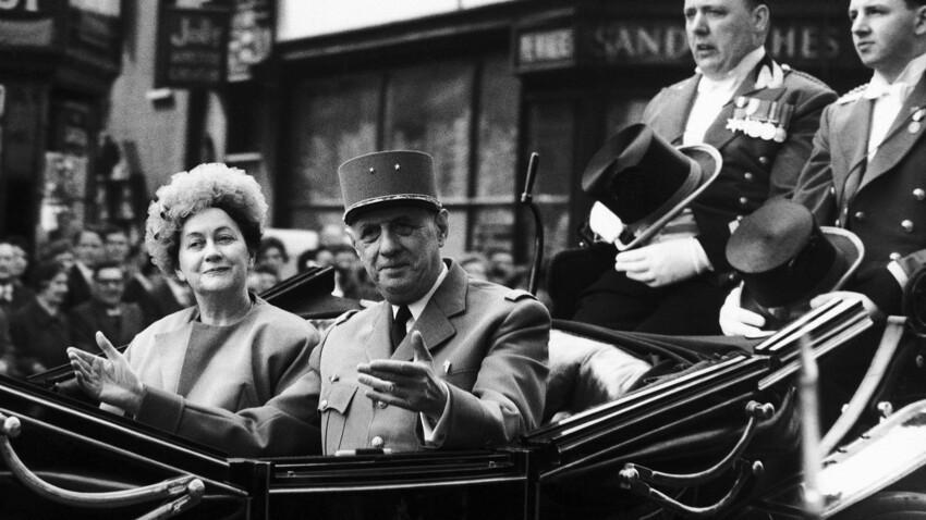 Pourquoi Charles et Yvonne de Gaulle n'ont pas voulu d'autre enfant après leur fille Anne