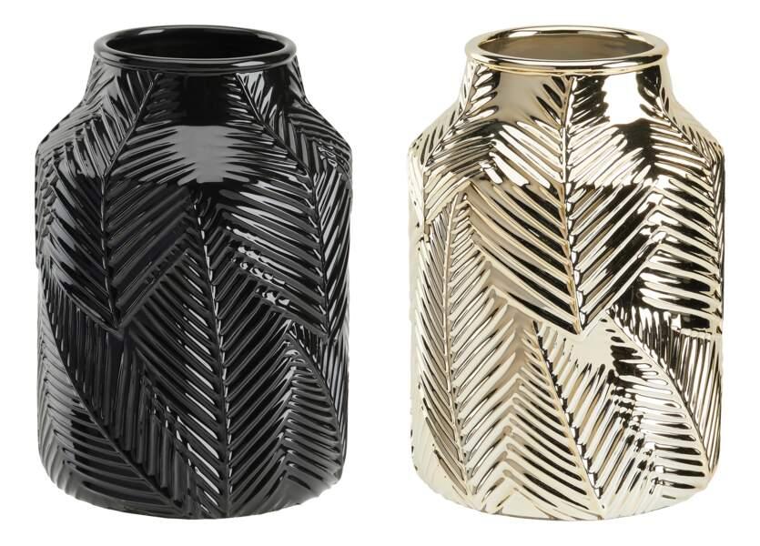 BUT : Vase Feuillages