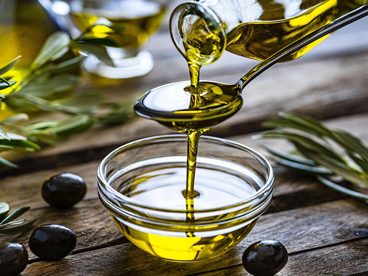 Top 4 des bienfaits de l'huile d'olive sur la peau : Femme Actuelle Le MAG