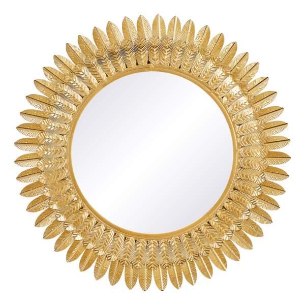 BUT : Miroir Bouton d'Or