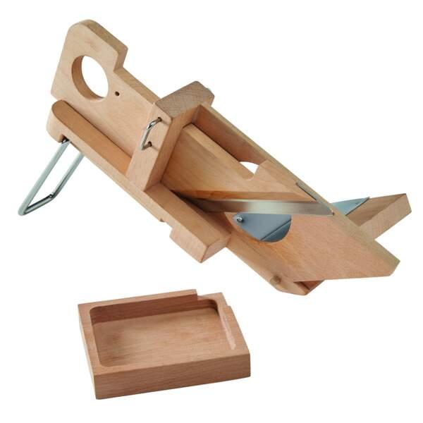 Zôdio : guillotine à saucisson