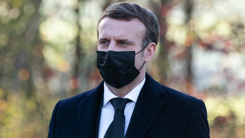 Emmanuel Macron rend hommage à Charles de Gaulle et fait une faute de conjugaison