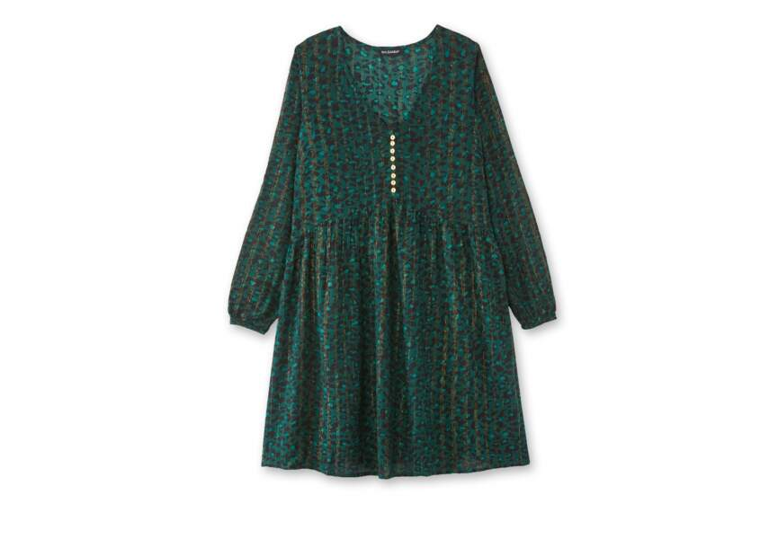 Une robe tendance