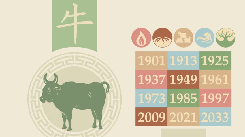 Horoscope chinois 2021 du Buffle : les prévisions de Marc Angel